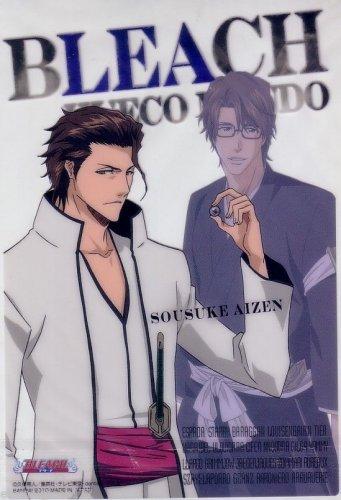 Bleach Soul Plate Clear Card Collection Part 2 - Aizen