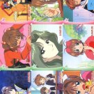 Card Captor Sakura Pull Pack PP 4 Complete Regular Card Set