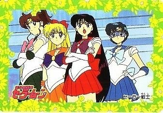 Sailor Moon Banpresto 1st Print Regular Card #29