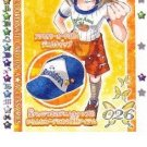 Kirarin Revolution 4th Stage Autumn Festival Gold Foil Prismatic Card - 026-A