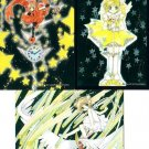Cardcaptor Sakura Manga Clow Chapter Regular Cards - Sakura Stars
