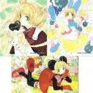 Cardcaptor Sakura Manga Sakura Chapter Regular Cards - Party Sakura