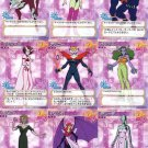 Sailor Moon World CGC Regular Character Card - Youma Lot #2