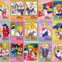 Sailor Moon Mini Carddass 1 EX Regular Card Set of 15