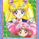 Sailor Moon Super S Bromide DX Regular Card - Super Double Moon