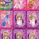 Kirarin Revolution Spring Stage Clover Regulars & Special Prismatic Cards