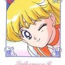 Sailor Moon R Hero 2 Regular Card #296