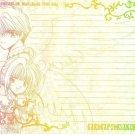 Cardcaptor Sakura Doujinshi Stationary Letter Sheet #6