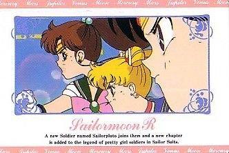 Sailor Moon R Hero 2 Regular Card #234