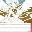 Cardcaptor Sakura Doujinshi Stationary Letter Sheet #7