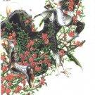Tukiji Nao Green Glass Doujinshi Letter Sheet Stationery - #6
