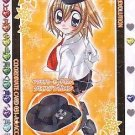 Kirarin Revolution 5th Stage Winter Snow Gold Foil Prismatic Card - 031-A
