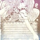 Cardcaptor Sakura Doujinshi Stationary Letter Sheet #3