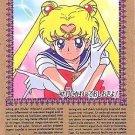 Sailor Moon R Carddass 2 Regular Card #47