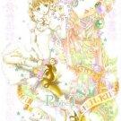 Tukiji Nao Green Glass Doujinshi Letter Sheet Stationery - #12