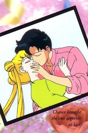 Sailor Moon R Charamide 1 Regular Card #2