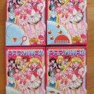 Sailor Moon World Figure Gashapon Accessory Toy Set