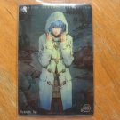 Neon Genesis Evangelion Plastic Lawson Chocolate Wafer Card - #I-05