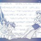 Sailor Moon Doujinshi Stationary Letter Sheet #30