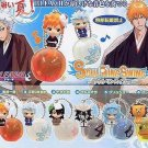 Bleach Soul Ring Swing Mascot Keychain - Kon