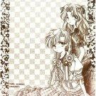 Sailor Moon Doujinshi Stationary Letter Sheet #18