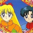Sailor Moon Banpresto 1st Print Regular Card #15