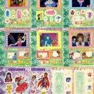 Cardcaptor Sakura Seal Members Part 1 Set Regular Stickers