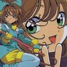 Card Captor Sakura PP Pull Pack 1 Movie Special Foil Card #M5