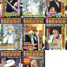 Bleach Clear Card Collection Comic Relief Regular Lot 12