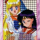 Sailor Moon R Bromide DX Prism Card - Mars Venus