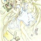 Chobits Kodansha Manga Trading Collection Prism Special Card #D25