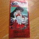 Sailor Moon Stars Morinaga Foil Bookmark Seal - #11