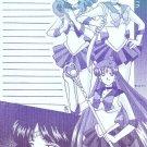 Sailor Moon Doujinshi Stationary Letter Sheet #7