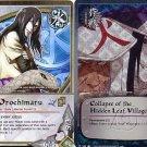 Naruto Rainbow Rare Card Orochimaru Foil - TP4 - N320 N160