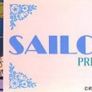 Sailor Moon R Pull Pack Bookmark Sticker Seal - Princess