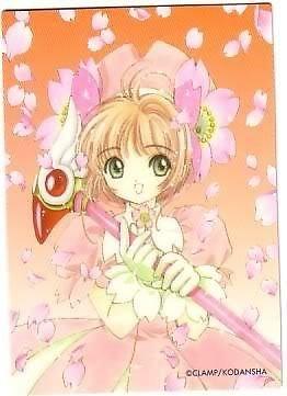 Cardcaptor Sakura Foil Special Card Clow Chapter #16