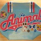 Ribon Manga Animal Yokocho Blue Bag