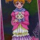 Pretty Cure Style Plastic Card Cure Peach Love Momozono - P11