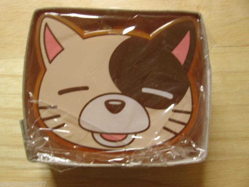 Ribon Manga Love Berrish Storage Container Keychain