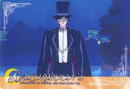 Sailor Moon S Hero 4 Regular Card #455