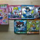Sailor Moon S Inner Senshi Colorful Bath Crystals Pack of 5