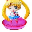 Sailor Moon Megahouse Petit Chara Chibi Figure Oshiokiyo - Moon B
