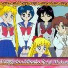 Sailor Moon S World 2 Carddass EX2 Regular Card - N8
