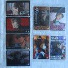 Evangelion Plastic Lawson Chocolate Wafer Card - Friends Lot B Kozo Kaji Hikari