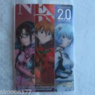 Evangelion Plastic Lawson Chocolate Wafer Card - SP-01 Asuka Misato Rei