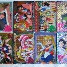 Sailor Moon Carddass Revival Collection Part 3 - Complete Set Prisms & Regulars