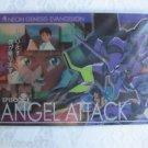 Evangelion Plastic Lawson Chocolate Wafer Card - Regular EC-01 Shinji Ikari
