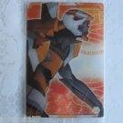 Evangelion Plastic Lawson Chocolate Wafer Card - Regular C-08 Angel