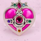 Sailor Moon Miniaturely Tablet 4 Compact Key Chain - Cosmic Heart Compact
