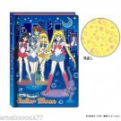Sailor Moon Stationery Notebook Soldier Neon City